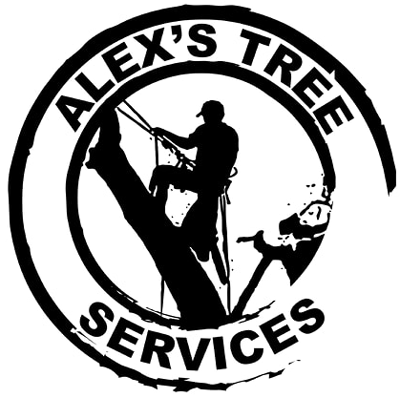 Alex's Tree Services Logo